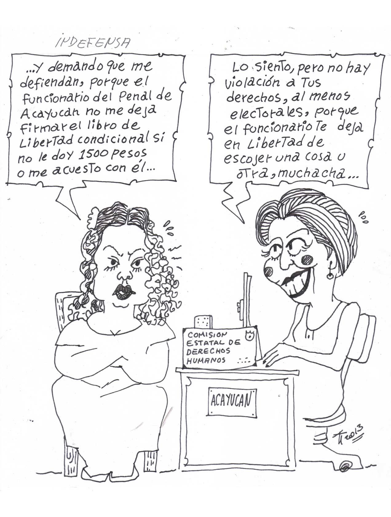 Caricatura 124