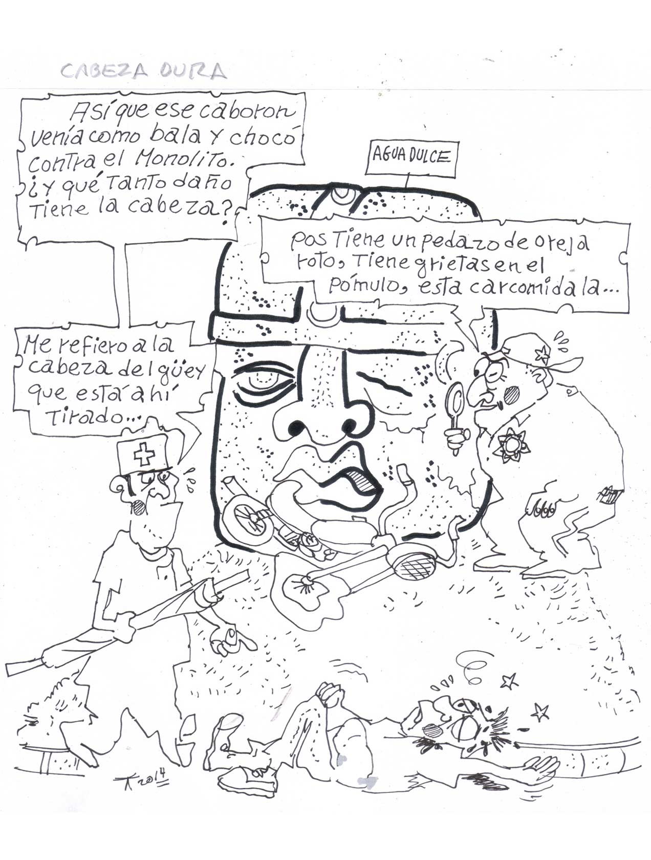 Caricatura 137