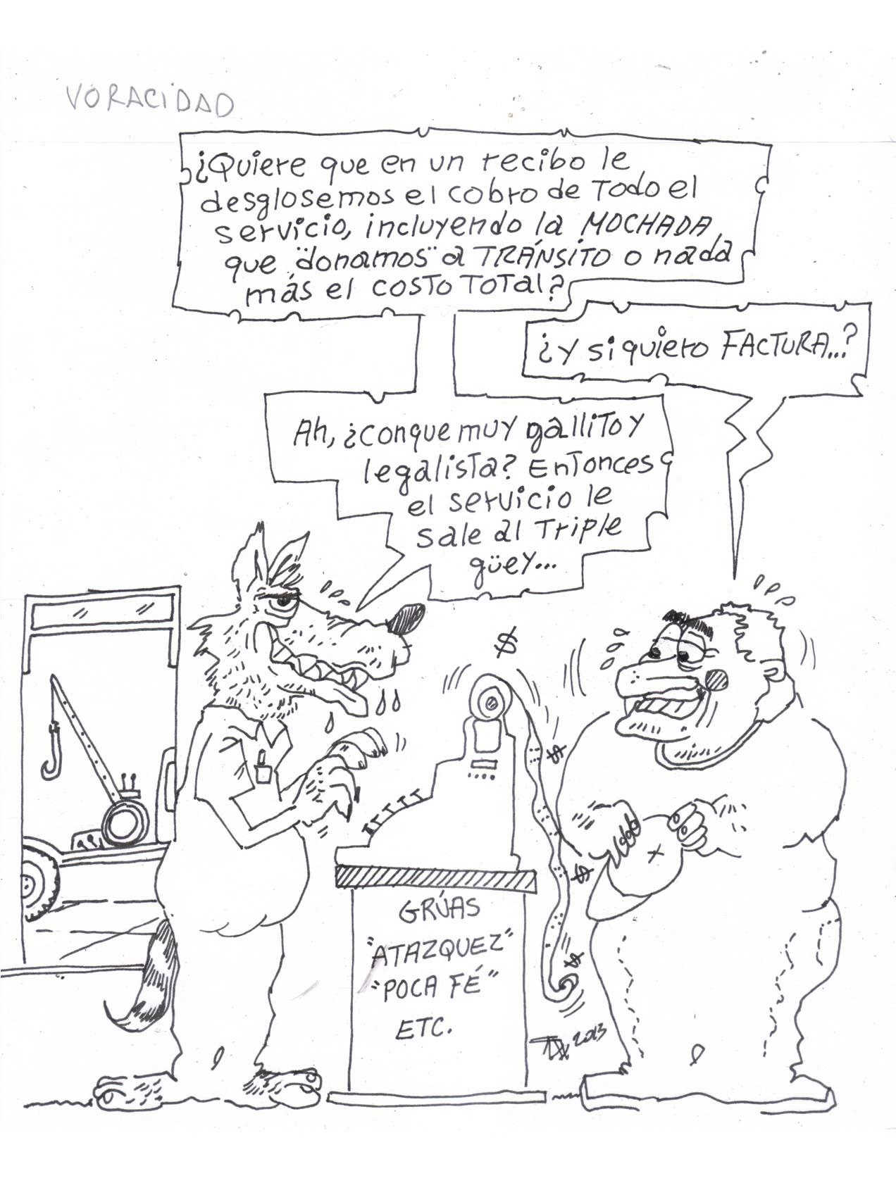 Caricatura 144