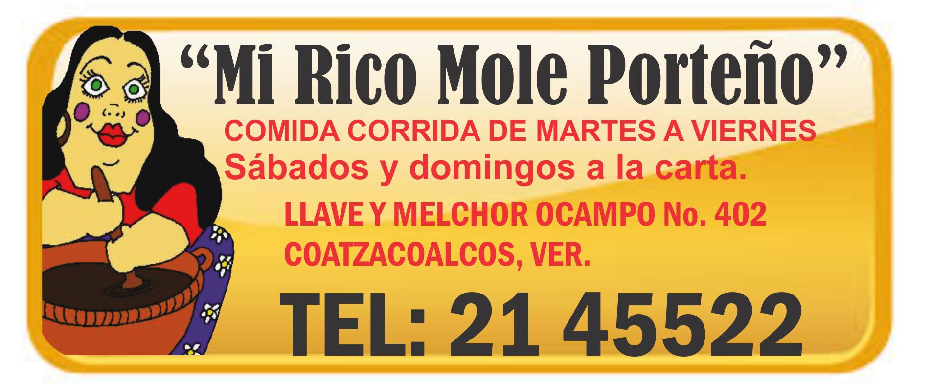 Mi Rico Mole