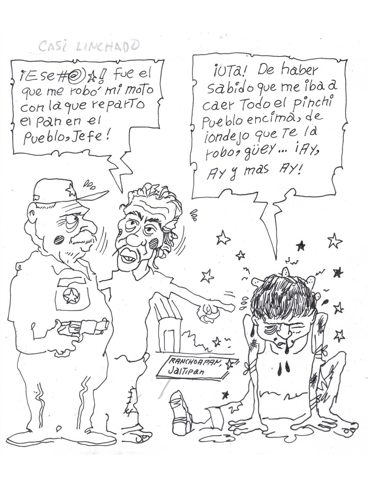 Caricatura 111
