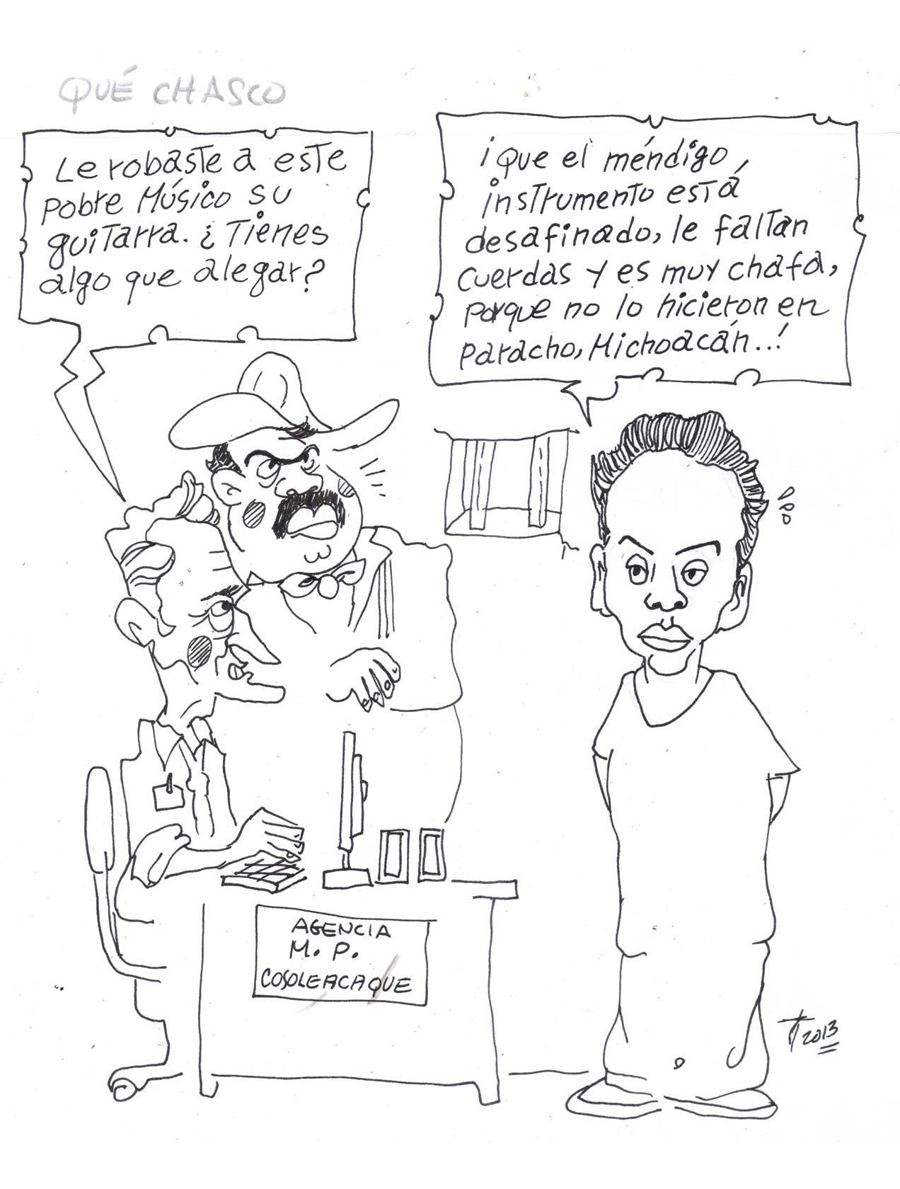 Caricatura 112