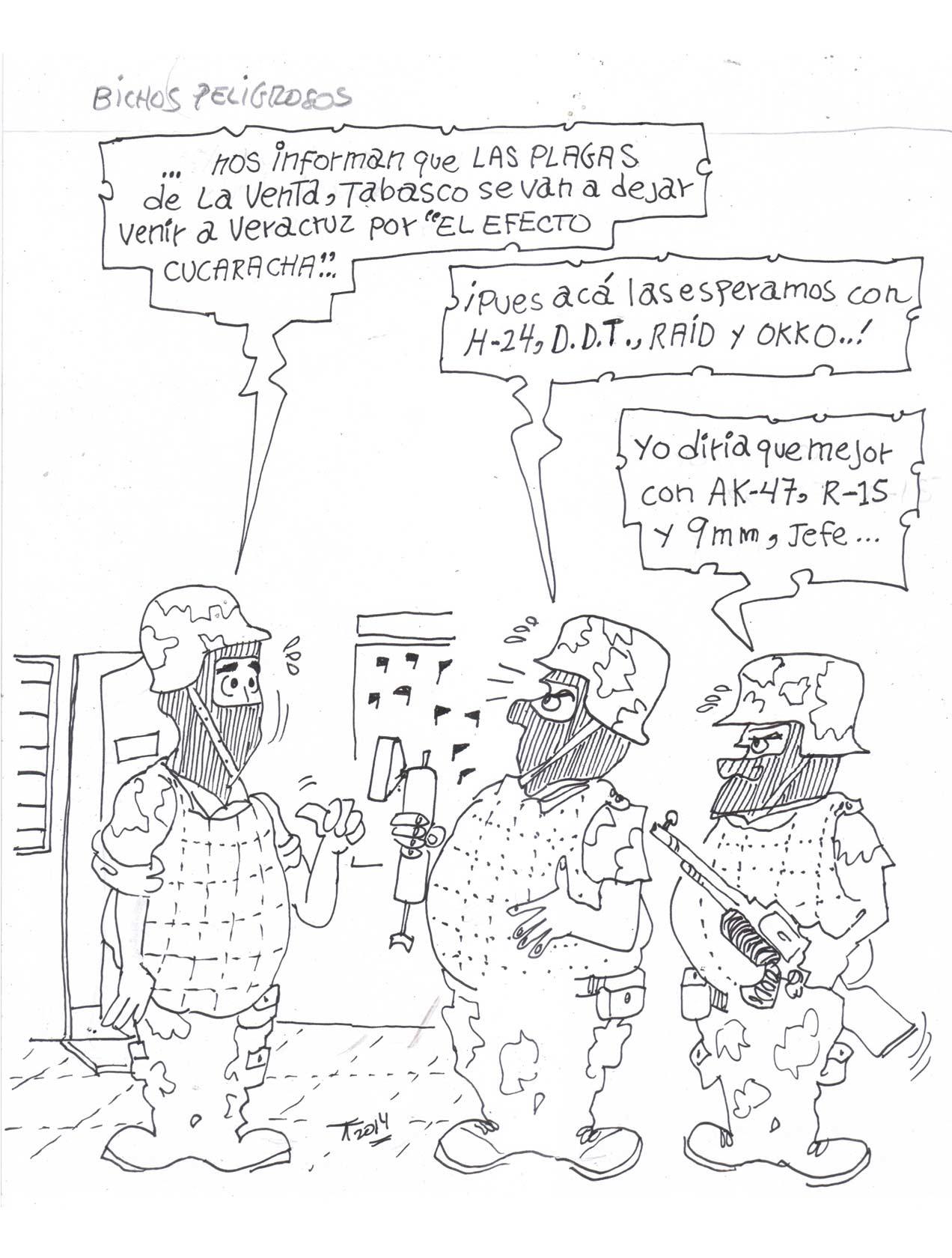 Caricatura 113