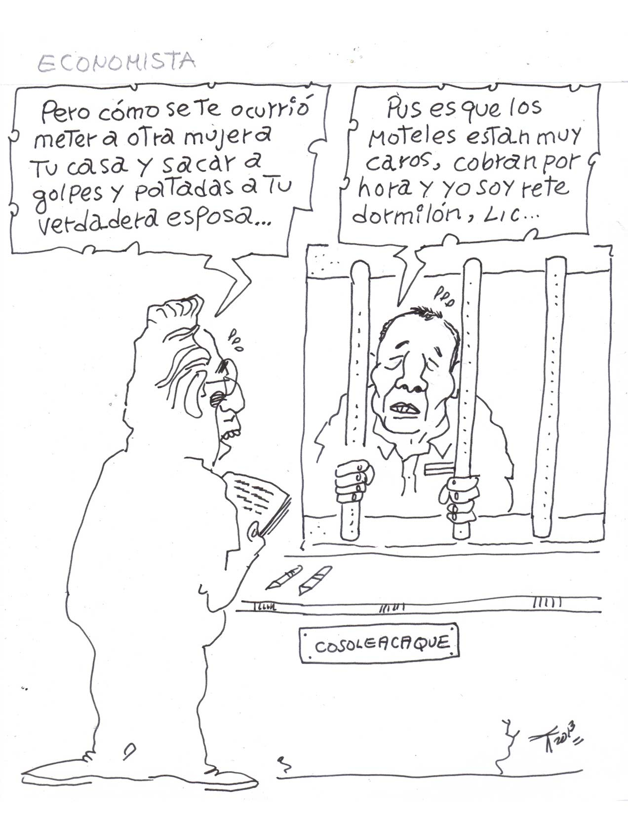 Caricatura 122