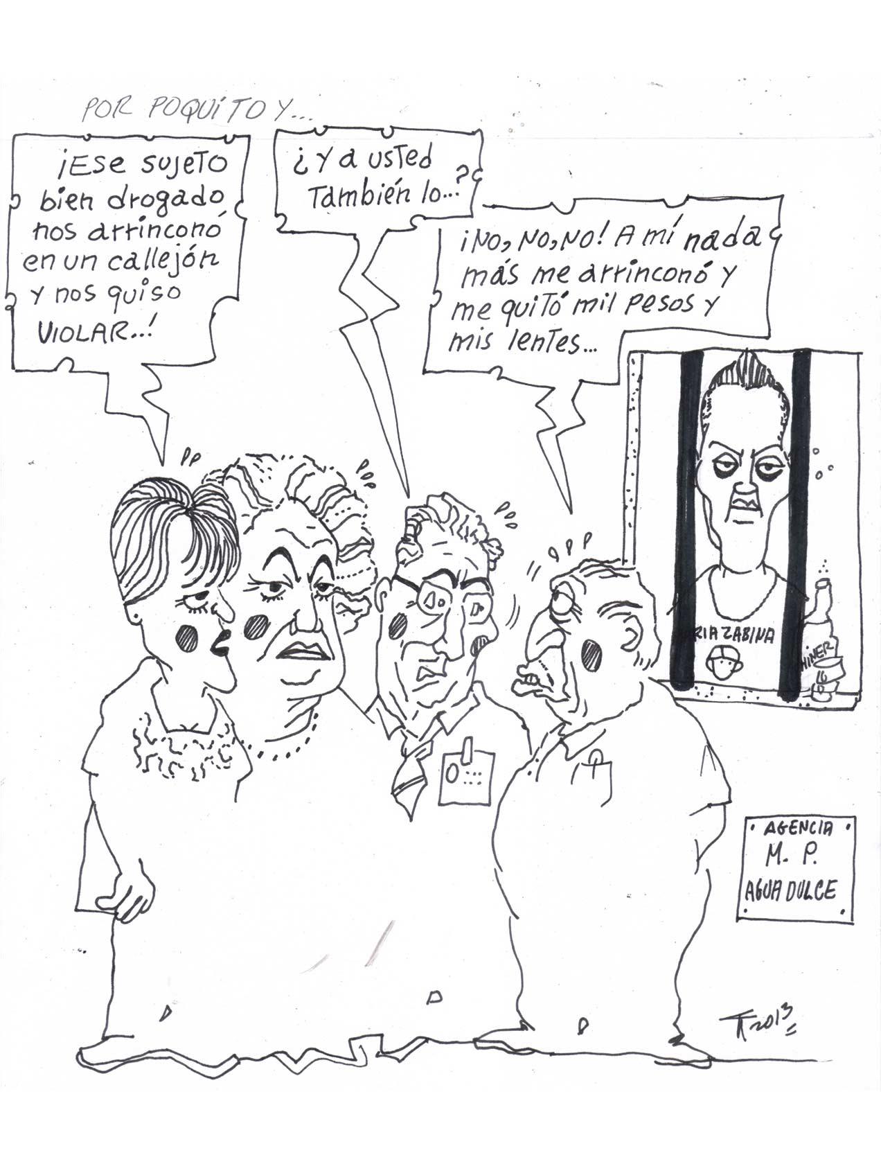 Caricatura 125