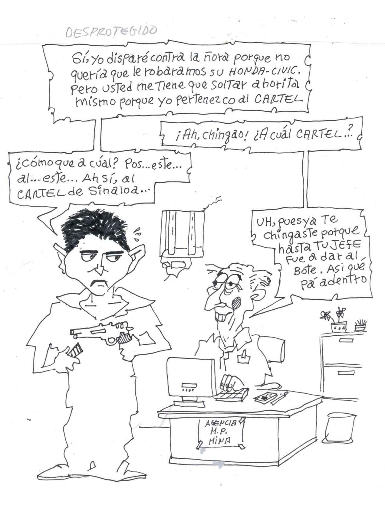 Caricatura 129