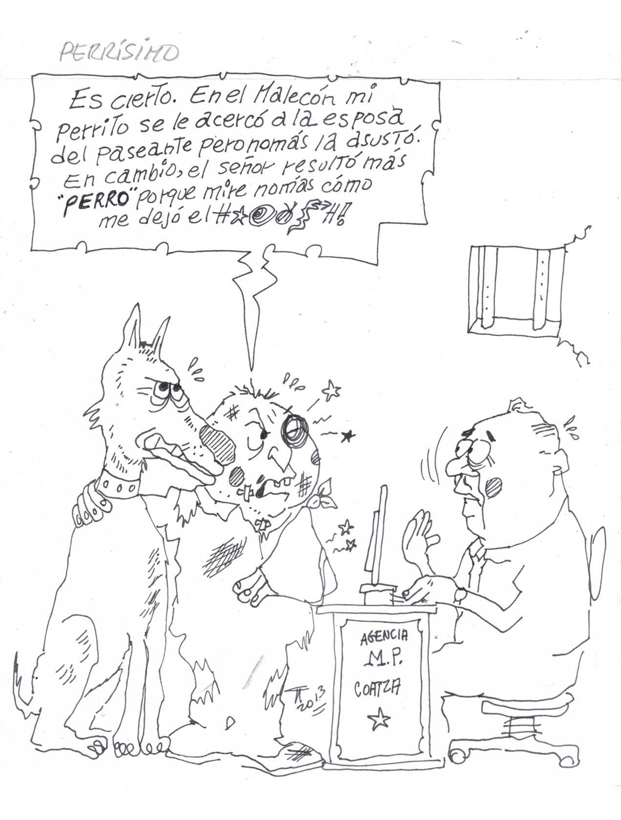 Caricatura 130