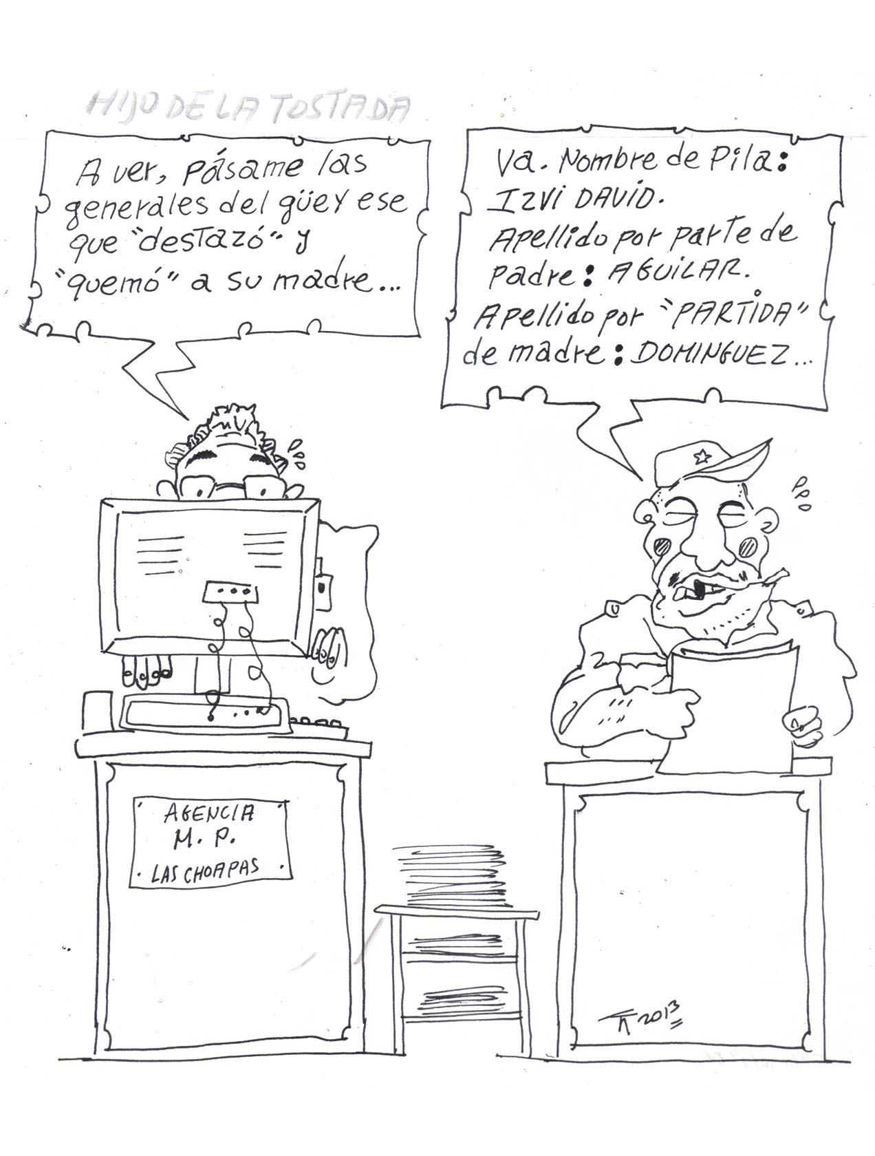 Caricatura 134