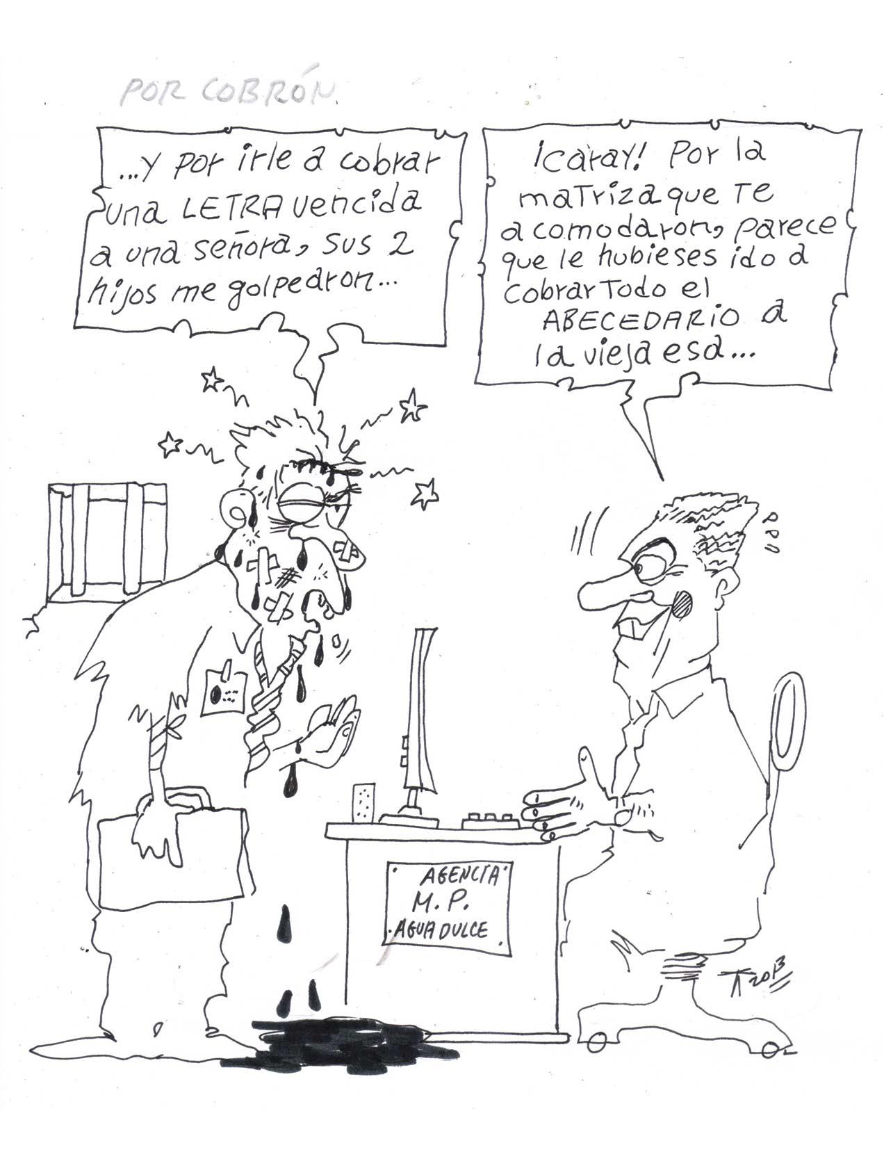 Caricatura 136