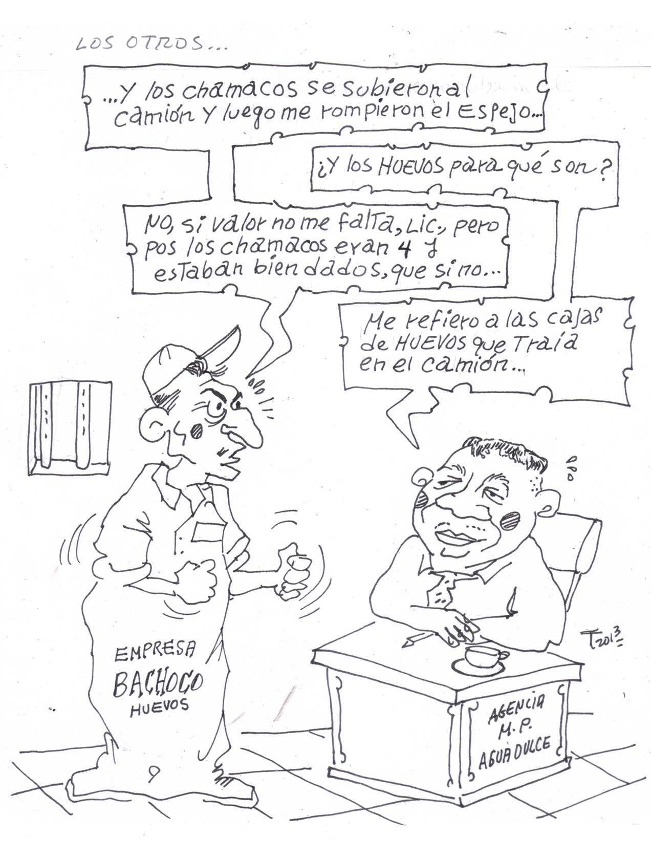 Caricatura 142