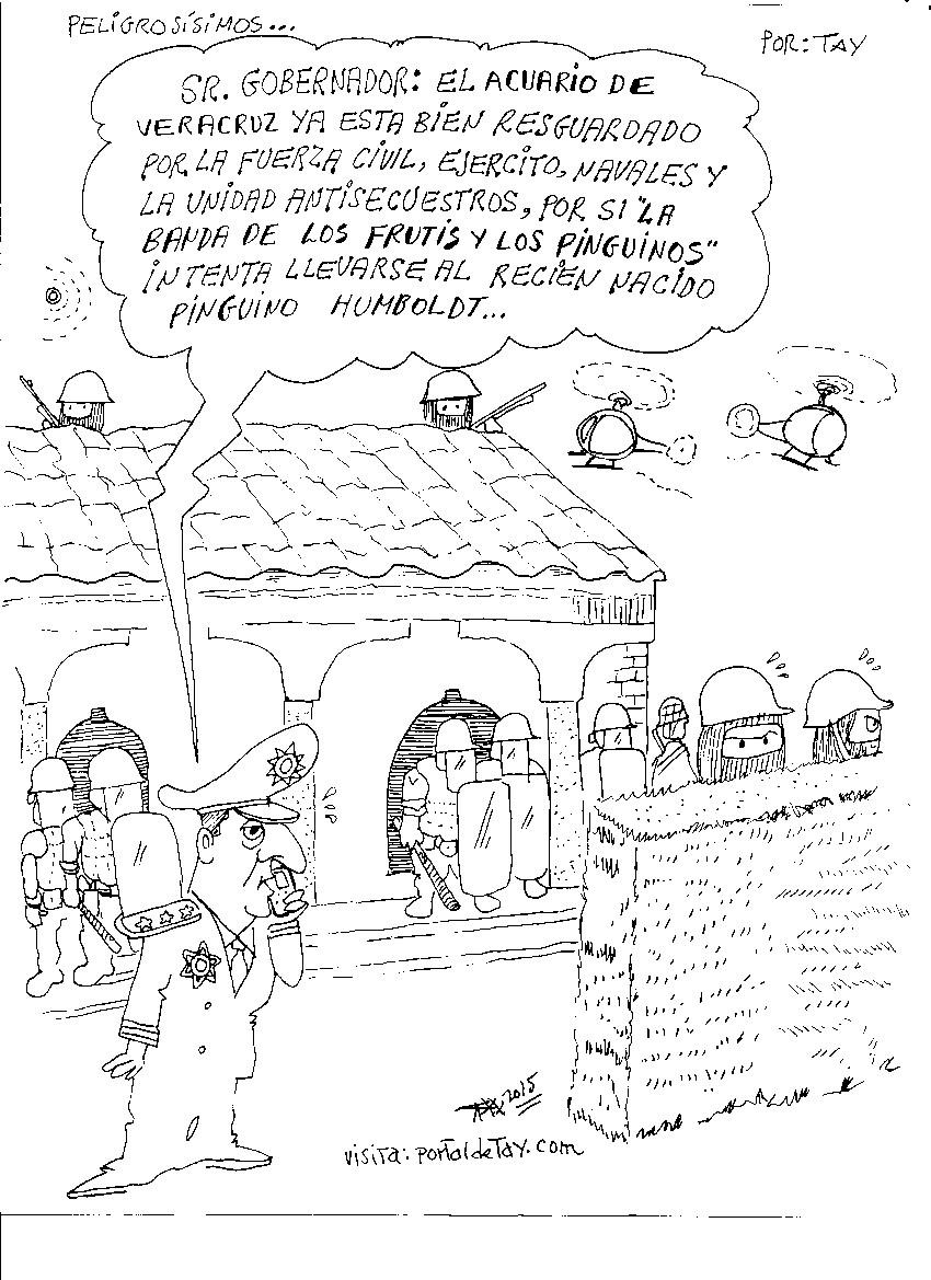 PELIGROSISIMOS (23-may-15) TAY
