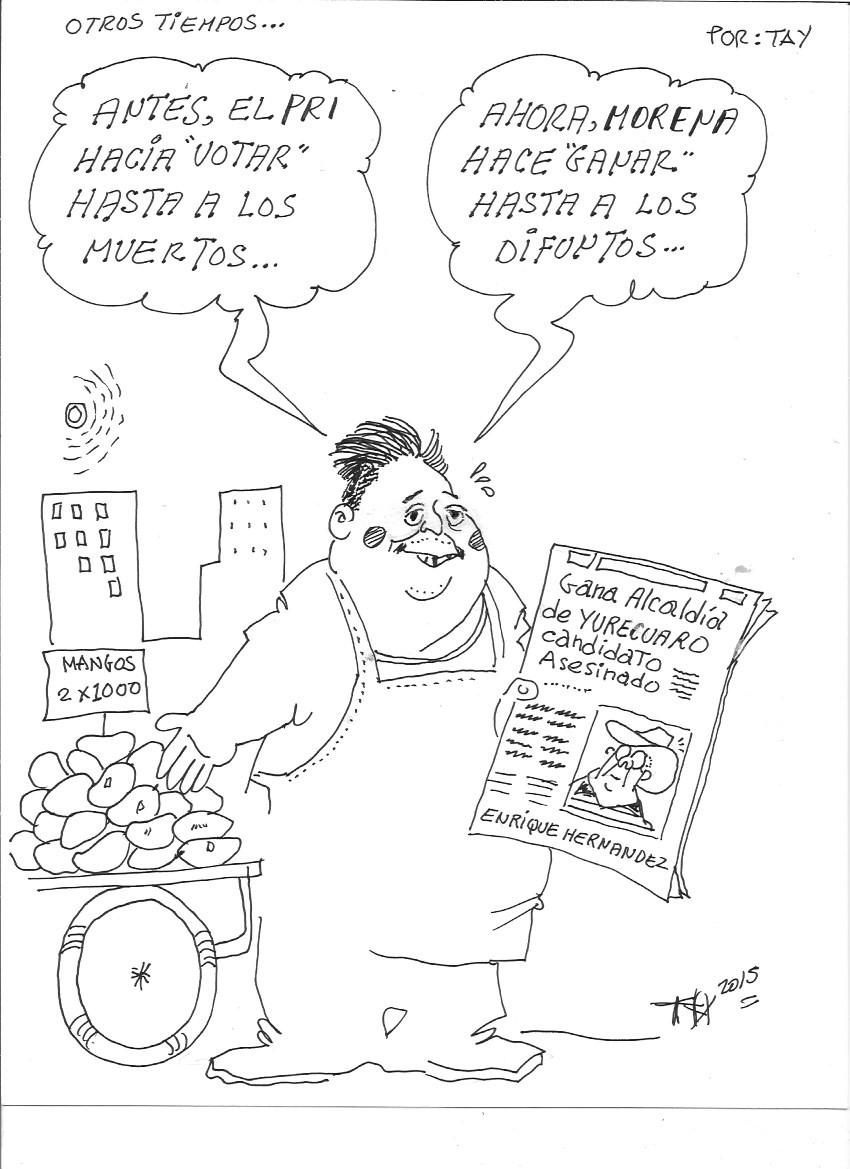 OTROS TIEMPOS (11-jun-15) TAY