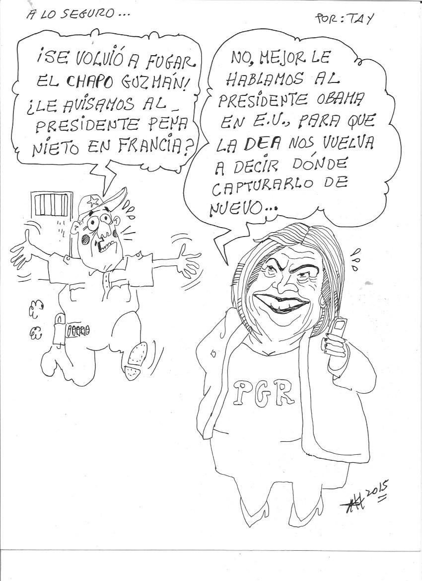 A LO SEGURO (13-jul-15) TAY