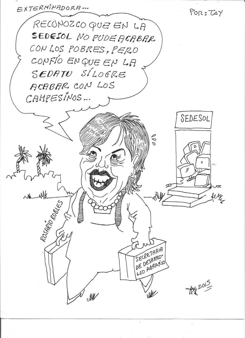 EXTERMINADORA (27-ago-15) Tay