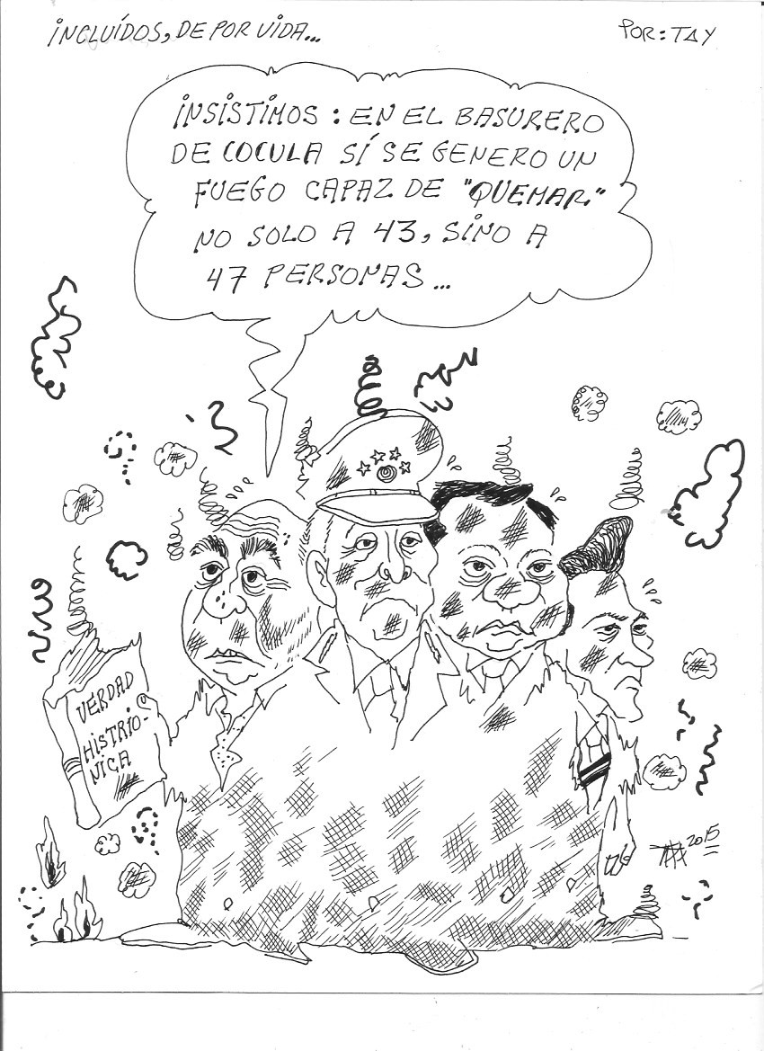 QUEMADOS DE POR VIDA (11-SEP-15) tAY