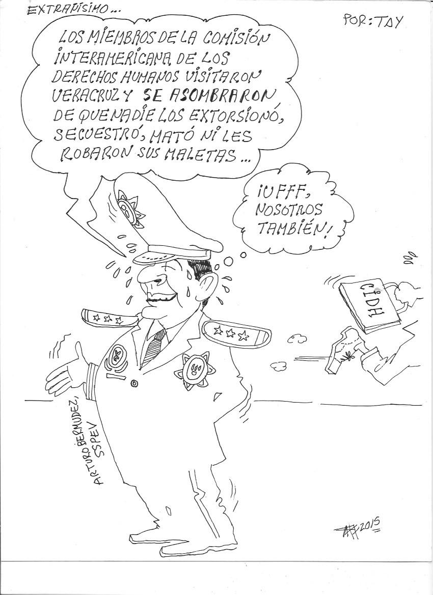EXTRAÑISIMO (3-oct-15) Tay