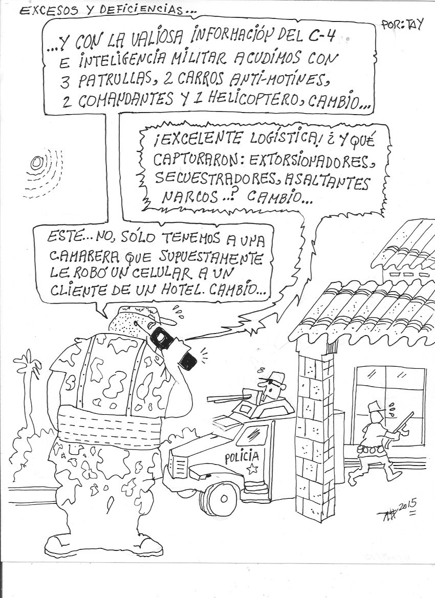 EXCESOS Y DEFICIENCIAS (5-oct-15) Tay