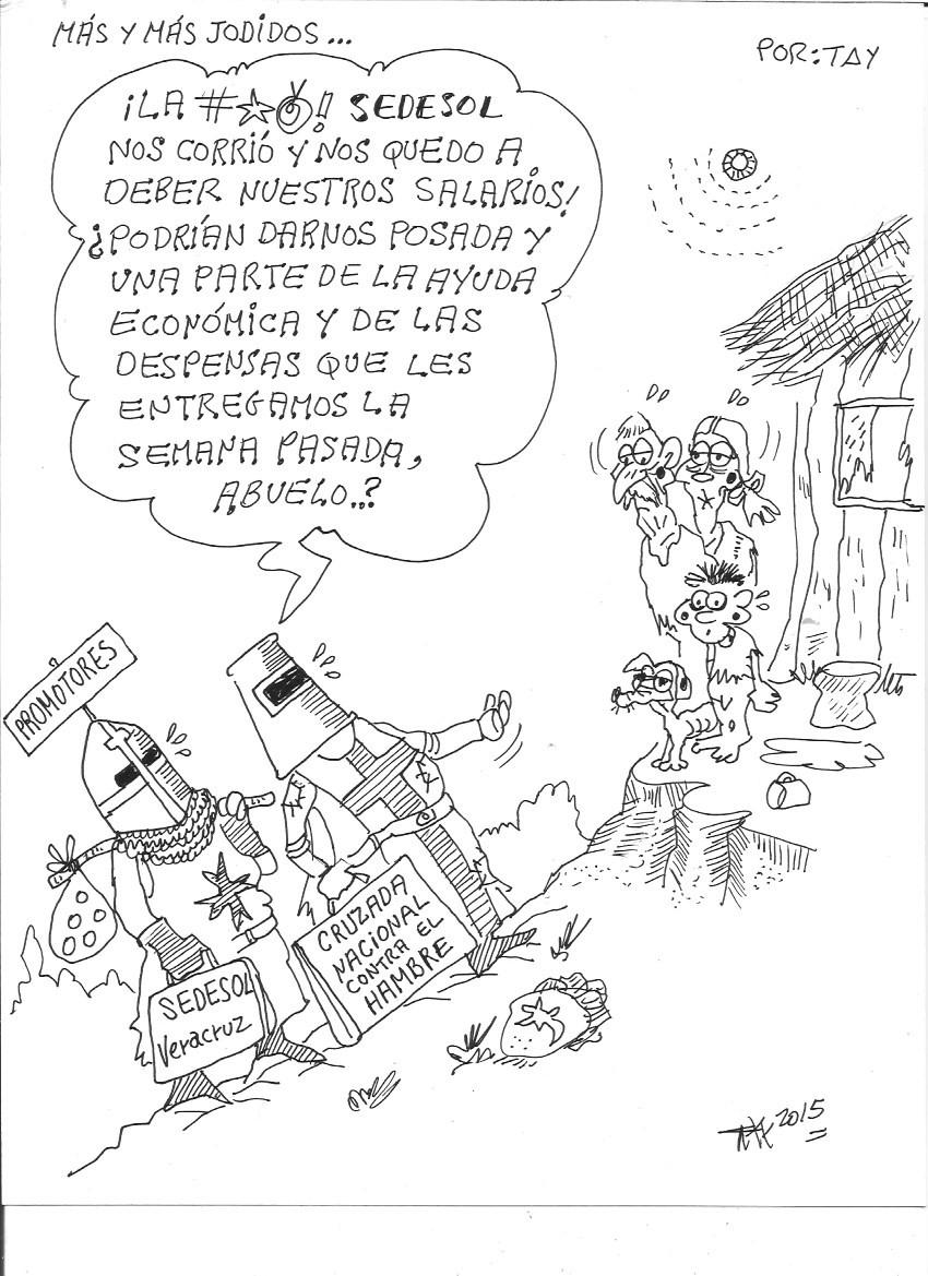 MAS Y MAS JODIDOS (7-oct-15) Tay