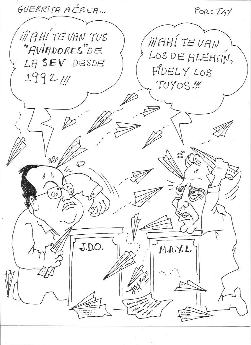 GUERRITA AEREA (27-oct-15) Tay