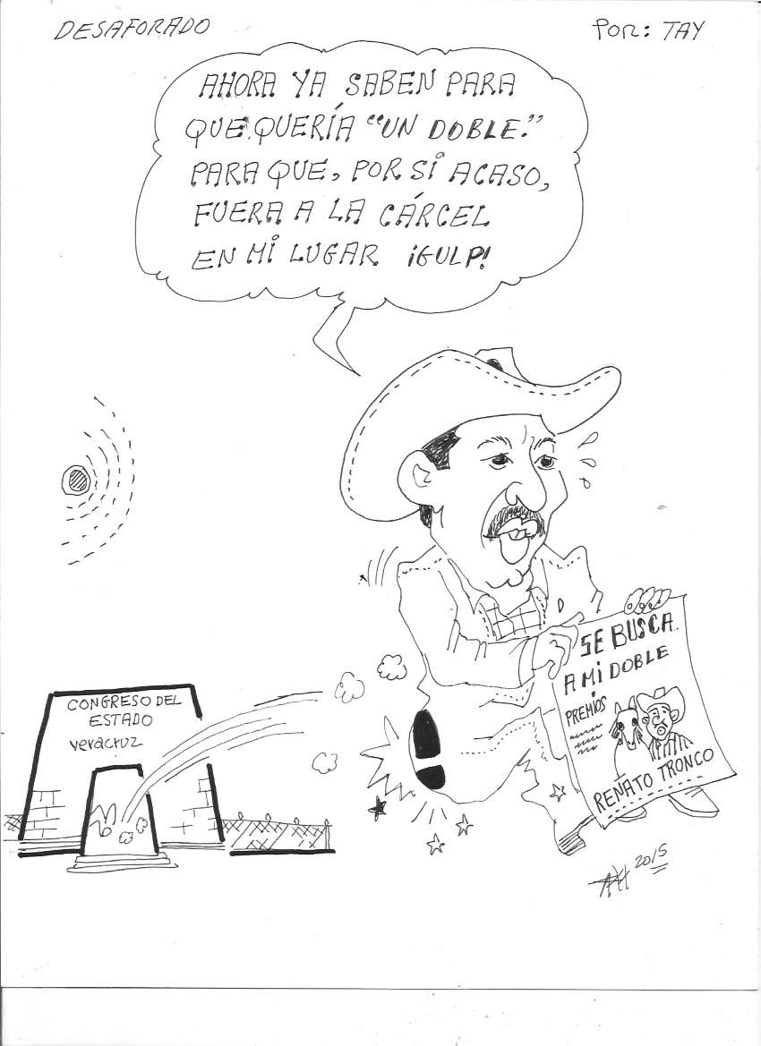 DESAFORADO (13-nov-15) Tay
