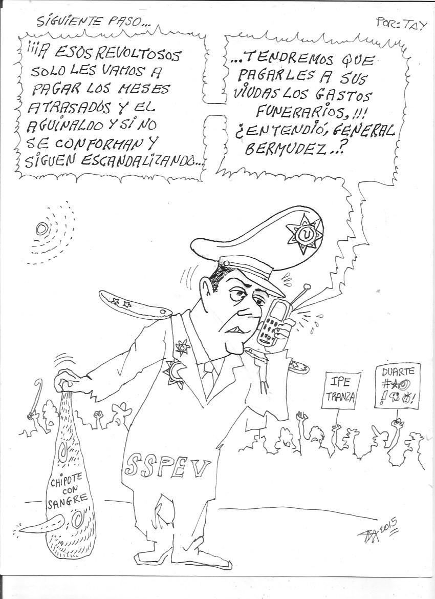 SIGUIENTE PASO (23-dic-15) Tay