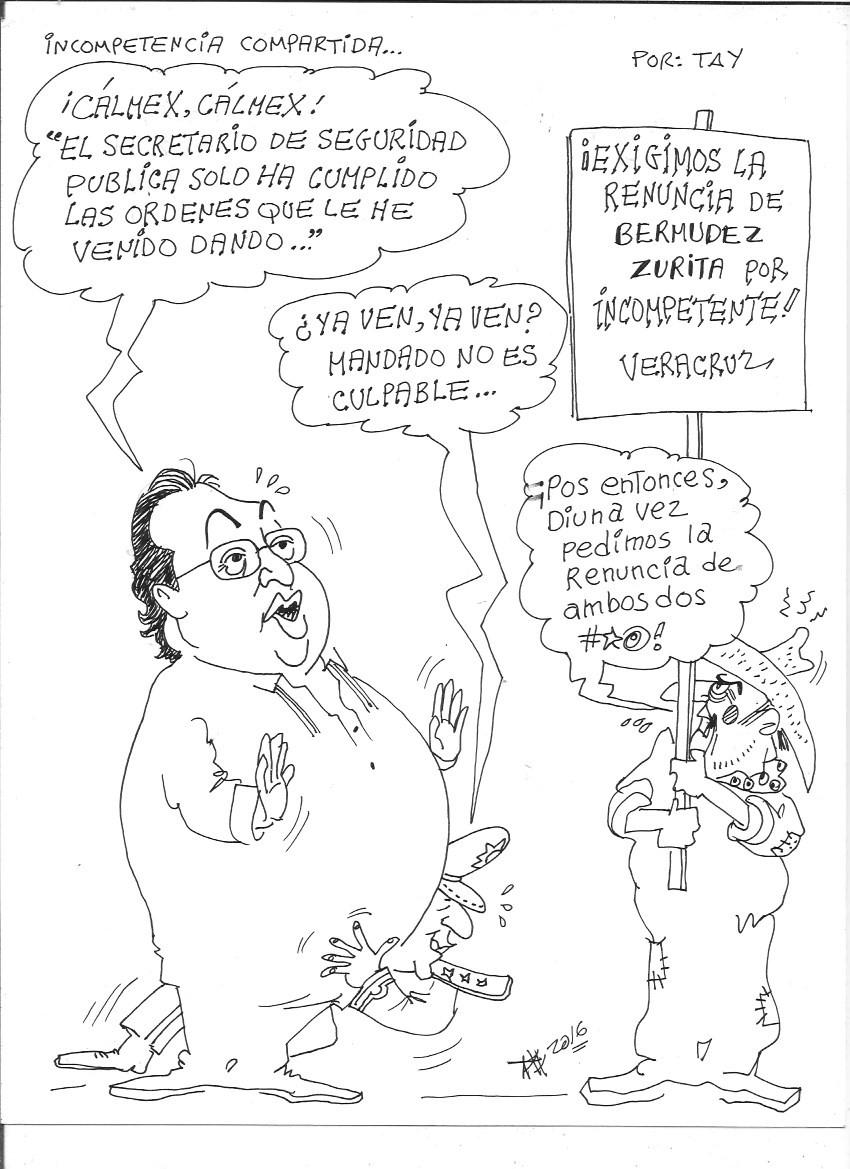INCOMPETENCIA COMPARTIDA (26-ene-16) Tay