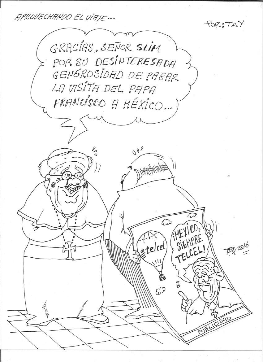 APROVECHANDO EL VIAJE (10-feb-16) Tay