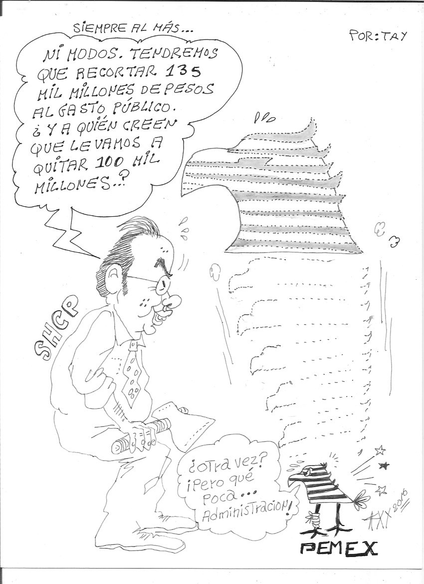 SIEMPRE AL MAS... (18-feb-16) Tay