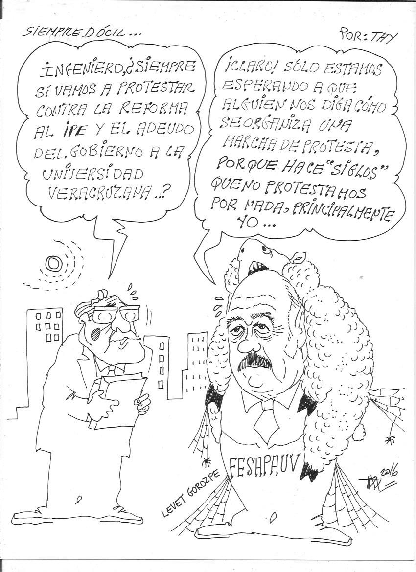 SIEMPRE DOCIL (25-feb-16) Tay