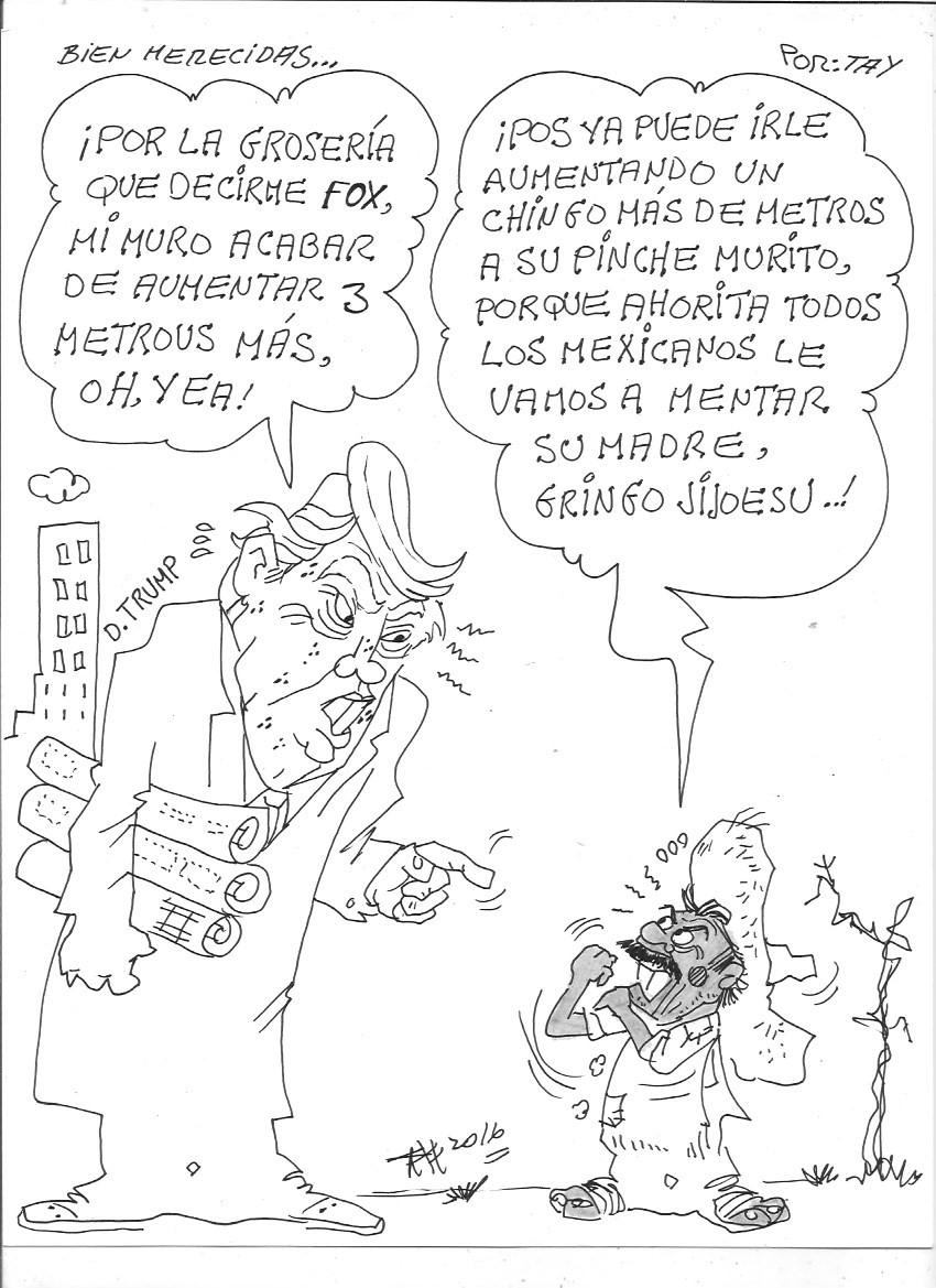 BIEN MERECIDAS (1-mar-16) Tay