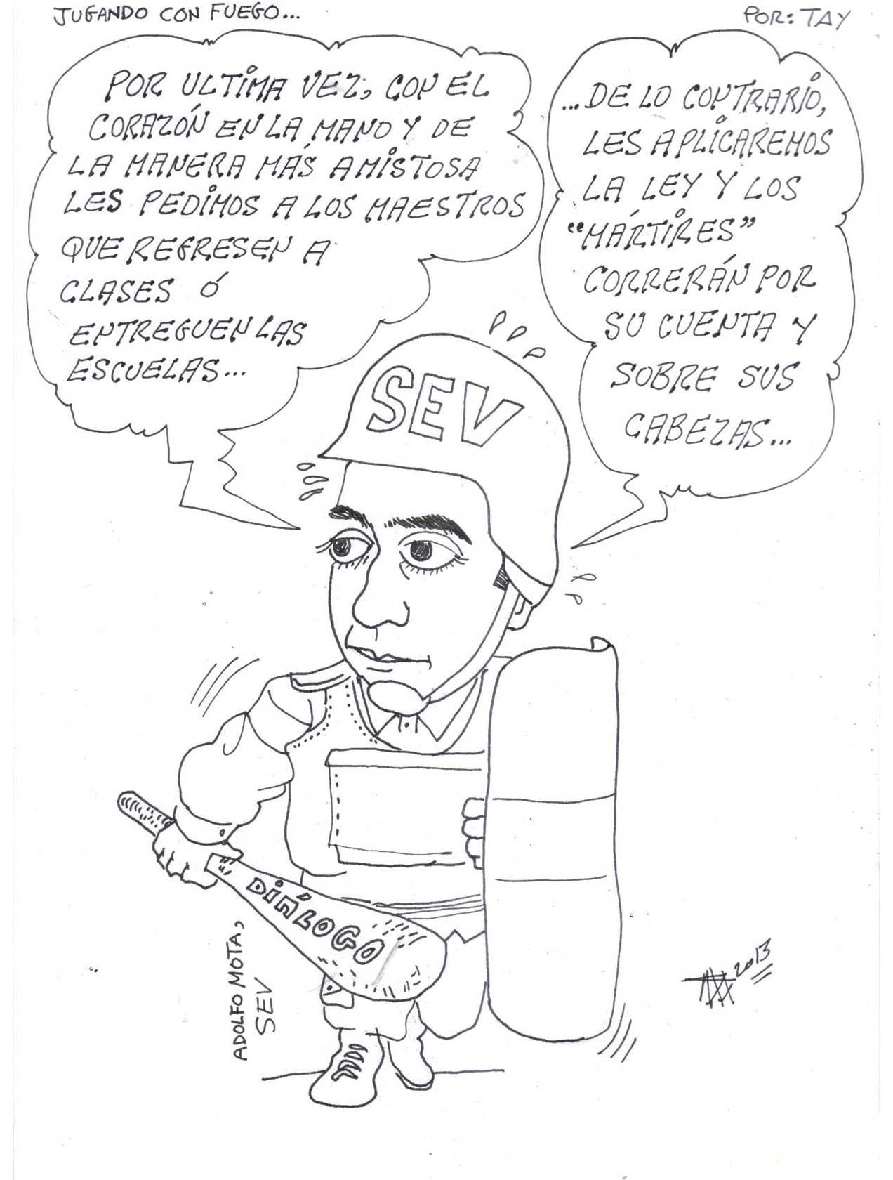 Caricatura 13