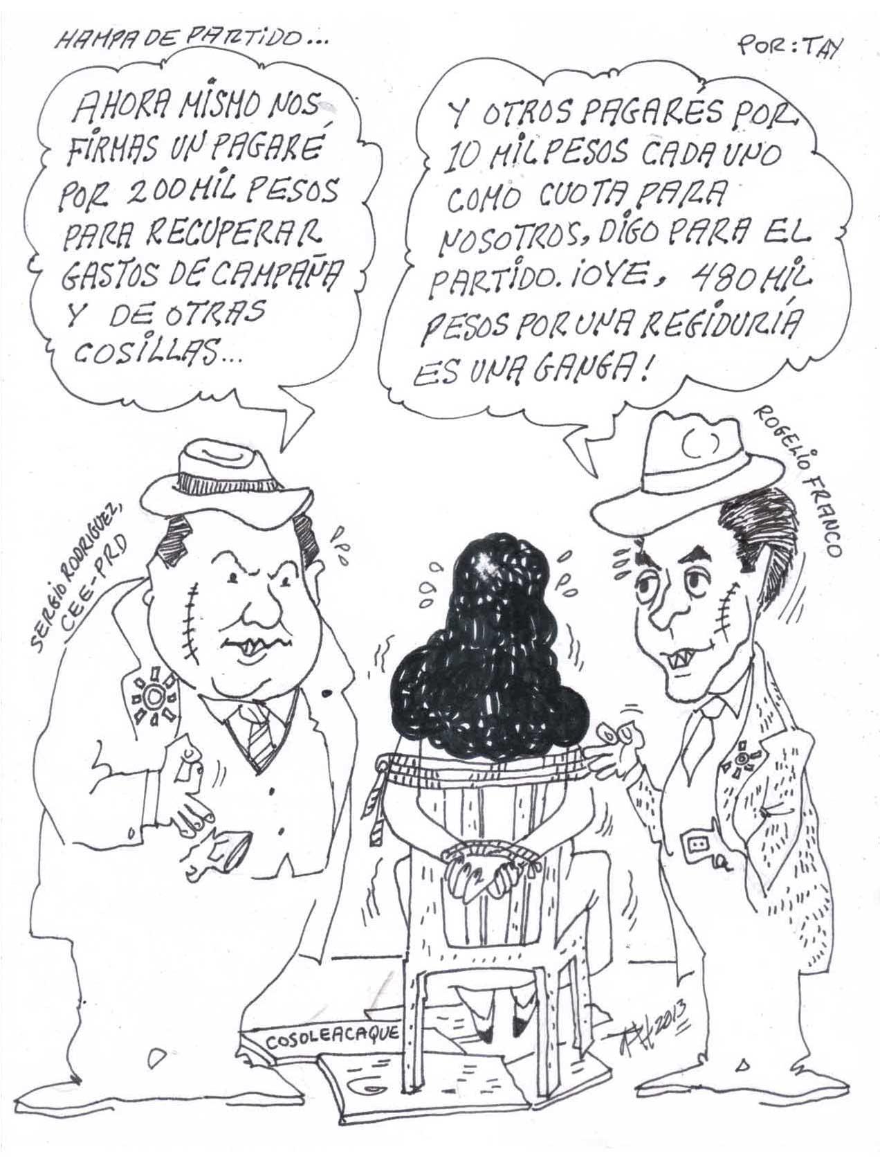 Caricatura 16