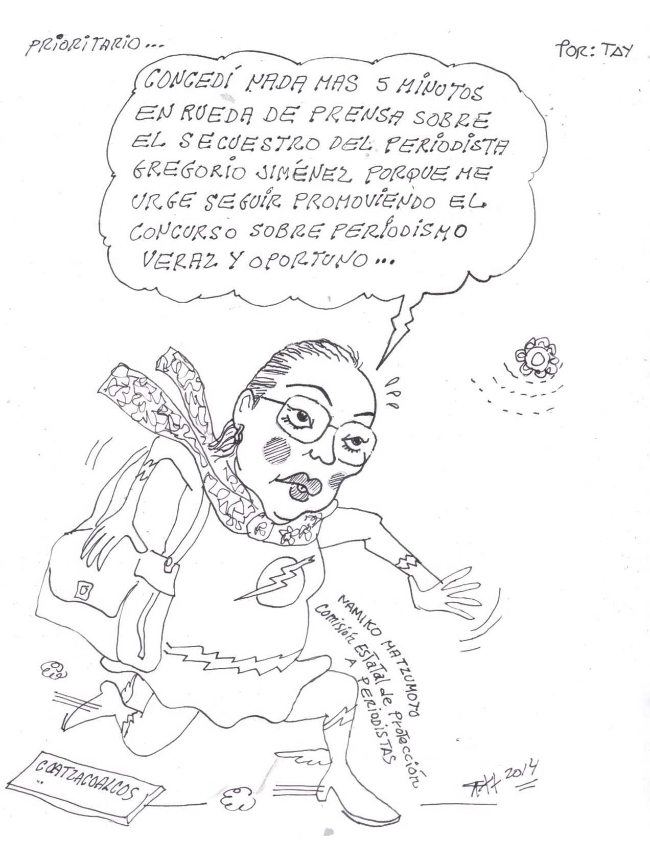 Caricatura 7