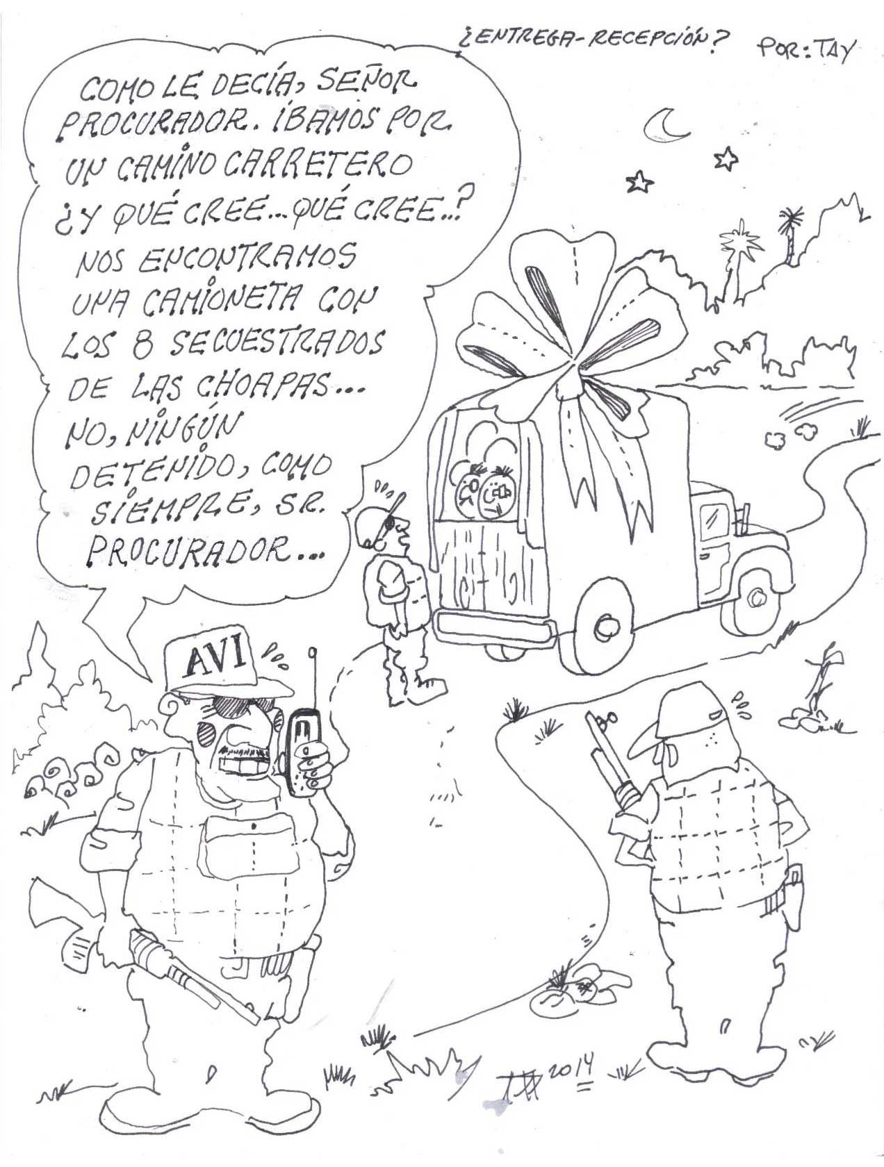 Caricatura 9